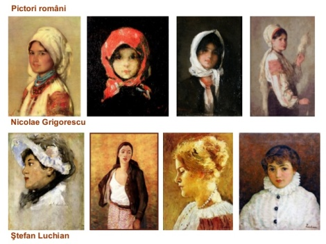 Femeia la pictorii români